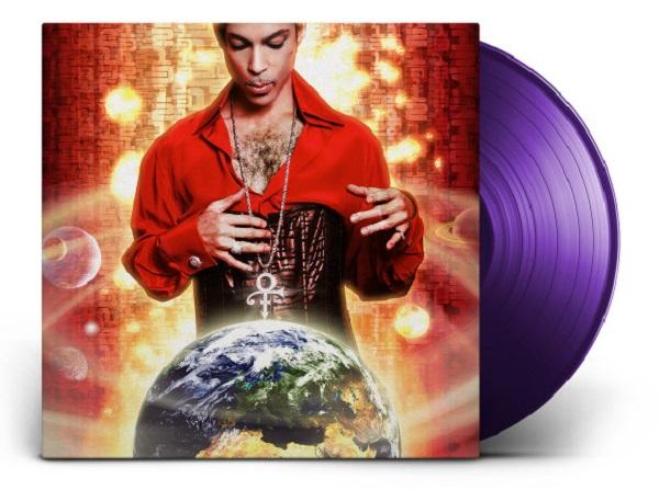 Емблематични албуми на Принс ще бъдат издадени на виолетови плочи
