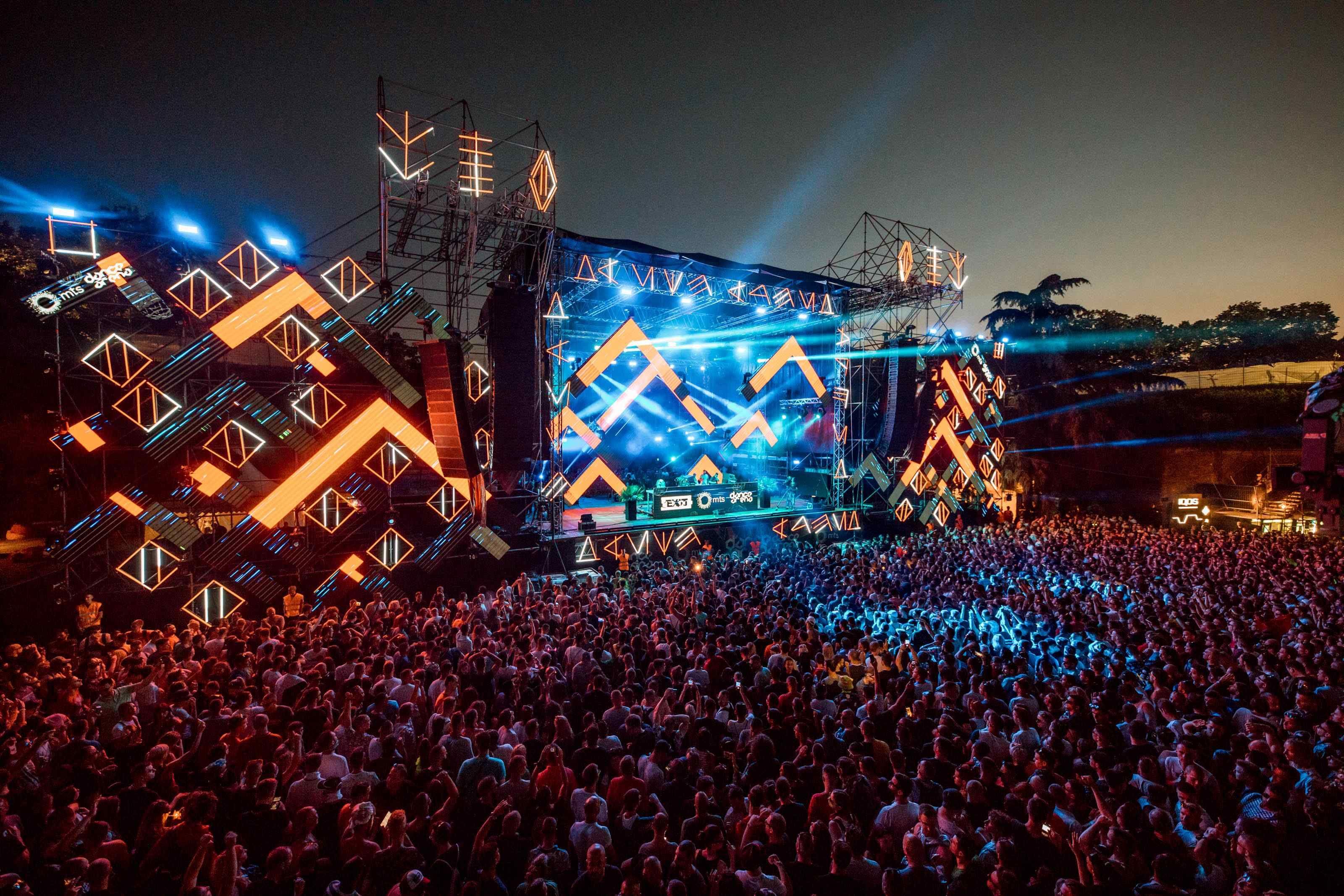 EXIT festival разкрива първите артисти за 2021 David Guetta, DJ Snake, Tyga, Eric Prydz, Four Tet, Boris Brejcha, Sepultura, Metronomy и много други!