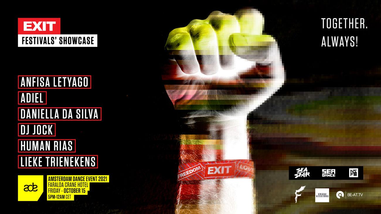EXIT с представяне на известния Amsterdam Dance Event, в един от най-вълнуващите клубове в света!